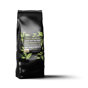 Equilibrium CBD Infused Tea Bags Online Shop Scotland UK