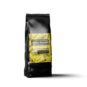 Equilibrium Turmeric and Ginger tea bags CBD infused Online Shop Scotland UK