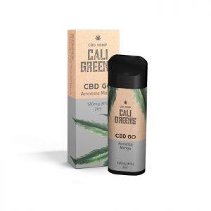 Cali greens Amnesia Mango Disposable CBD Vape Pen Online shop Glasgow Scotland UK
