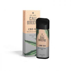 cali greens Blackcurrant Ice 120mg CBD disposable vape pen online shop Glasgow Scotland Uk