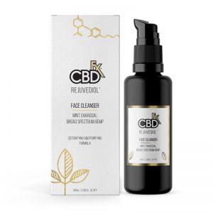CBDfx face cleanser CBD oil online shop Glasgow Scotland UK