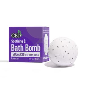 CBD Full Spectrum Bath Bombs Collection